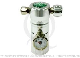 Ista - Régulateur de CO2 avec manomètre ACU DOSE