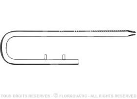 CAL - INFLUX X3 - 17 mm