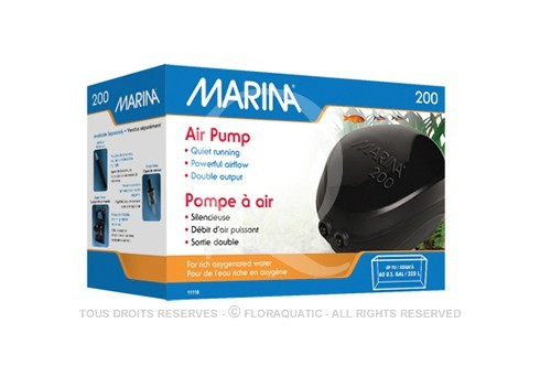 MARINA - Pompe à air 200