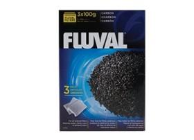 Fluval - Charbon actif 3x100 Gr