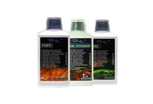 Pack Easy Life 500ml : Fosfo + Kalium + Nitro