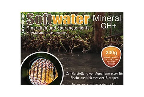 SaltyShrimp - Softwater Mineral GH+
