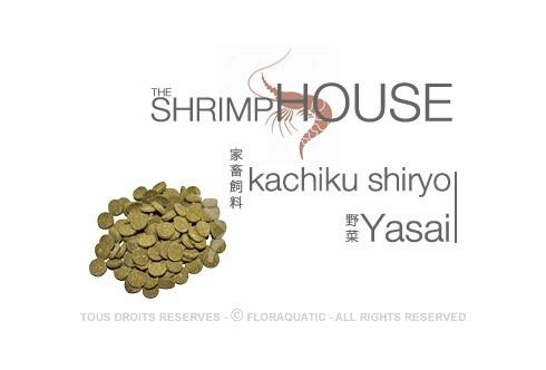 ShrimpHouse - Kachiku shiryo - Yasai