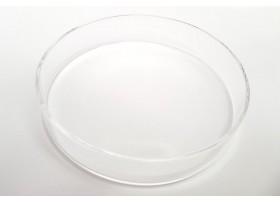 Coupelle de nourrissage en verre 100mm