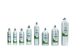 Bouteilles CO2 rechargeables