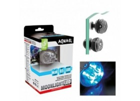Spot submersible à led bleu MOONLIGHT AQUAEL