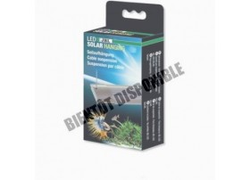 LED SOLAR - Hanging JBL suspension par cables
