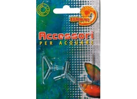 Raccords Y  4/6mm blister 2pcs Wave