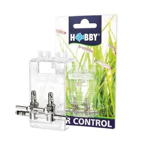HOBBY Air control distributeur d'air à 2 voies blister 1pc