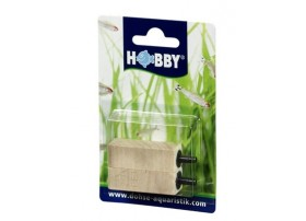 HOBBY Diff. bois 45x15x15mm 2pc blister