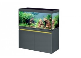 Aquarium INCPIRIA 430 combi GRAPHIT 2 x power LED+