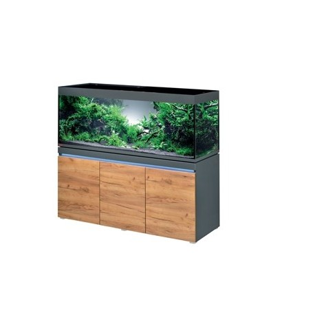 Aquarium INCPIRIA 530 combi GRAPHIT/NATURE 2 x power LED+