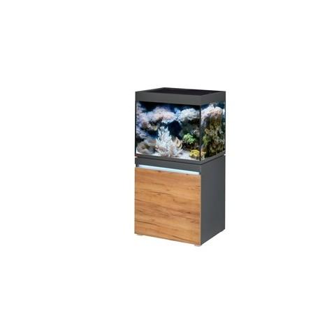 Aquarium INCPIRIA MARINE 230 combi GRAPHIT/NATURE 4 x power LED+