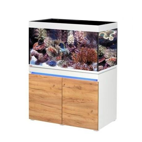 Aquarium INCPIRIA MARINE 330 combi ALPIN/NATURE 4 x power LED+
