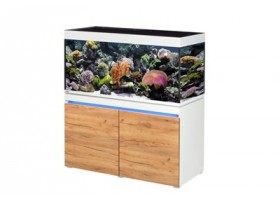 Aquarium INCPIRIA MARINE 430 combi ALPIN/NATURE 4 x power LED+