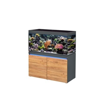 Aquarium INCPIRIA MARINE 430 combi GRAPHIT/NATURE 4 x power LED+