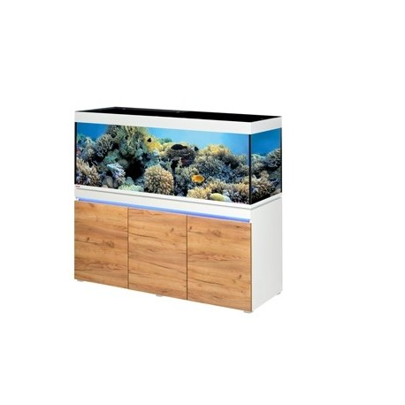 Aquarium INCPIRIA MARINE 530 combi ALPIN/NATURE 4 x power LED+