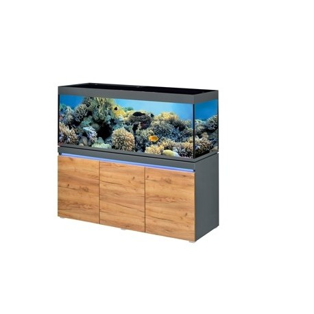 Aquarium INCPIRIA MARINE 530 combi GRAPHIT/NATURE 4 x power LED+