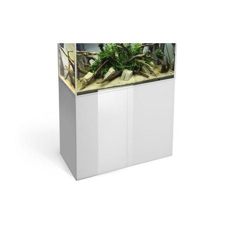 Meuble pour Aquarium GLOSSY 100 BLANC (sur cde)