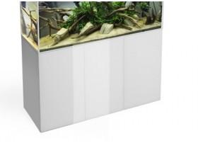 Meuble pour Aquarium GLOSSY 120 BLANC (sur commande)-