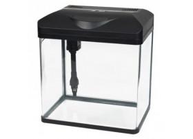 Aquarium LAGUNA LED 40 NOIR équipé