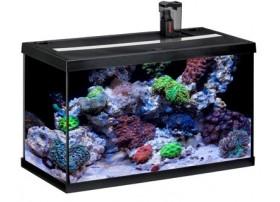 Aquarium AQUASTAR 63 MARIN NOIR 2x12w 63L