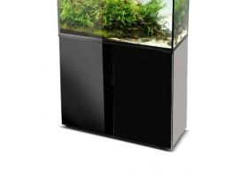Meuble pour Aquarium GLOSSY 80 NOIR