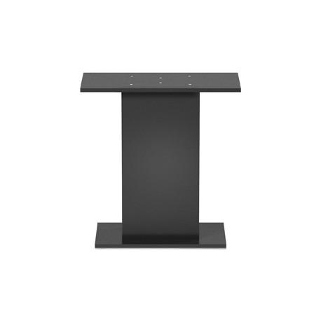 JUWEL Meuble pour aquarium noir rekord 600/700 (colonne)   61x31x63cm