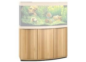 JUWEL Meuble pour aquarium sbx vision 260 chene clair