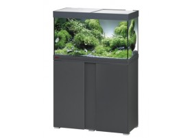 Aquarium VIVALINE LED 126 COMBI anthracite 13w + biopower 160 + ch.100w