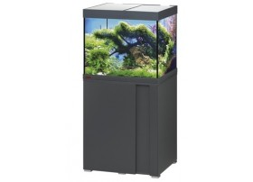 Aquarium VIVALINE LED 150 COMBI anthracite 2x12w + biopower 200 + ch.100w