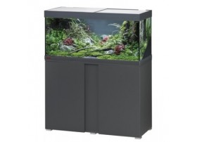 Aquarium VIVALINE LED 180 COMBI anthracite 17w + biopower 200 + ch.150w