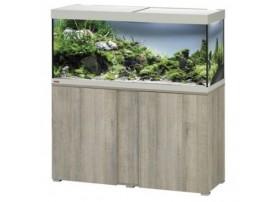 Aquarium VIVALINE LED 240 COMBI chene gris 20w + ecco pro 300 + ch.150w