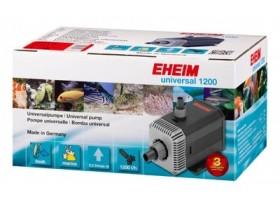 EHEIM Pompe EHEIM universelle 1200 - Débit 1200Lh - Câble : 10m