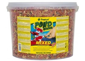TROPICAL Pond sticks mixed 11l