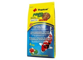 TROPICAL Pond sticks mixed 4kg - 50l