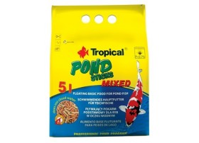 TROPICAL Pond sticks mixed 5l/400gr