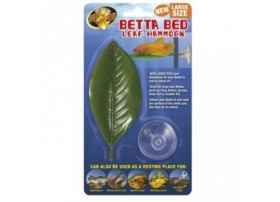ZOOMED Betta bed leaf hammock large