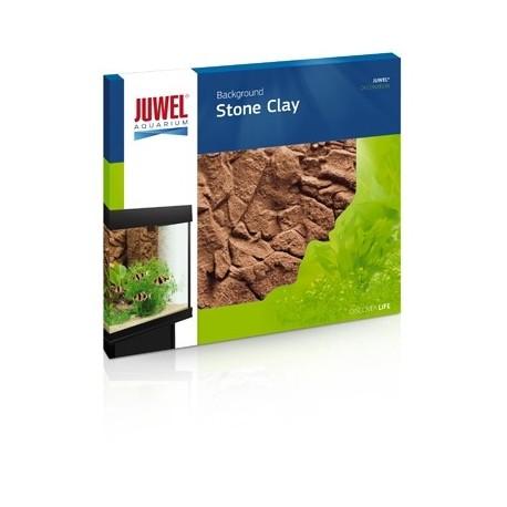 JUWEL Fond arrière stone clay (600x550mm)