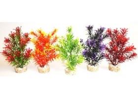 Plante plastique PAPYRUS MEDIUM Hauteur : 15cm
