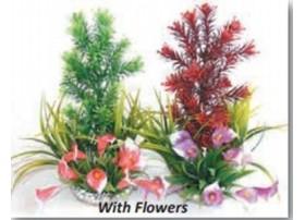 Plante plastique PARADISE Hauteur : 28cm