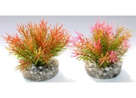 Plante plastique PETITE MOUSSE Hauteur : 9cm