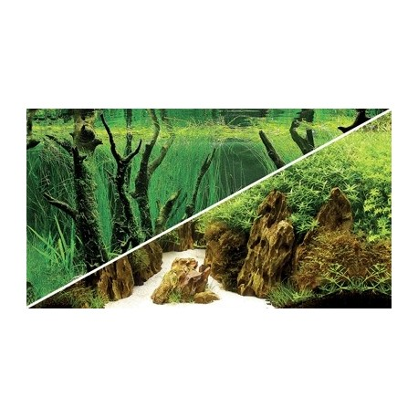 HOBBY Poster canyon / woodland 0.5x25m df