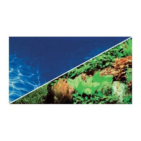 HOBBY Poster plantes 8 / marin blue 60x30cm df