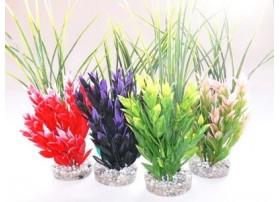 Plante plastique RUSCUS LARGE Hauteur : 26cm