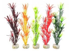 Plante plastique SEA GRASS BABY Hauteur : 16cm
