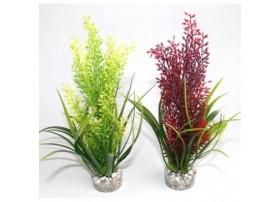 Plante plastique TROPICA Hauteur : 20cm
