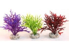 Plante plastique WATER FERN MEDIUM Hauteur : 22cm