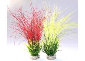 Plante plastique WATER HAIR GRASS Hauteur : 35cm