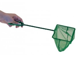 Epuisette pour poissons - 12 cm